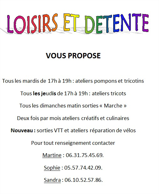 loisirs_detente